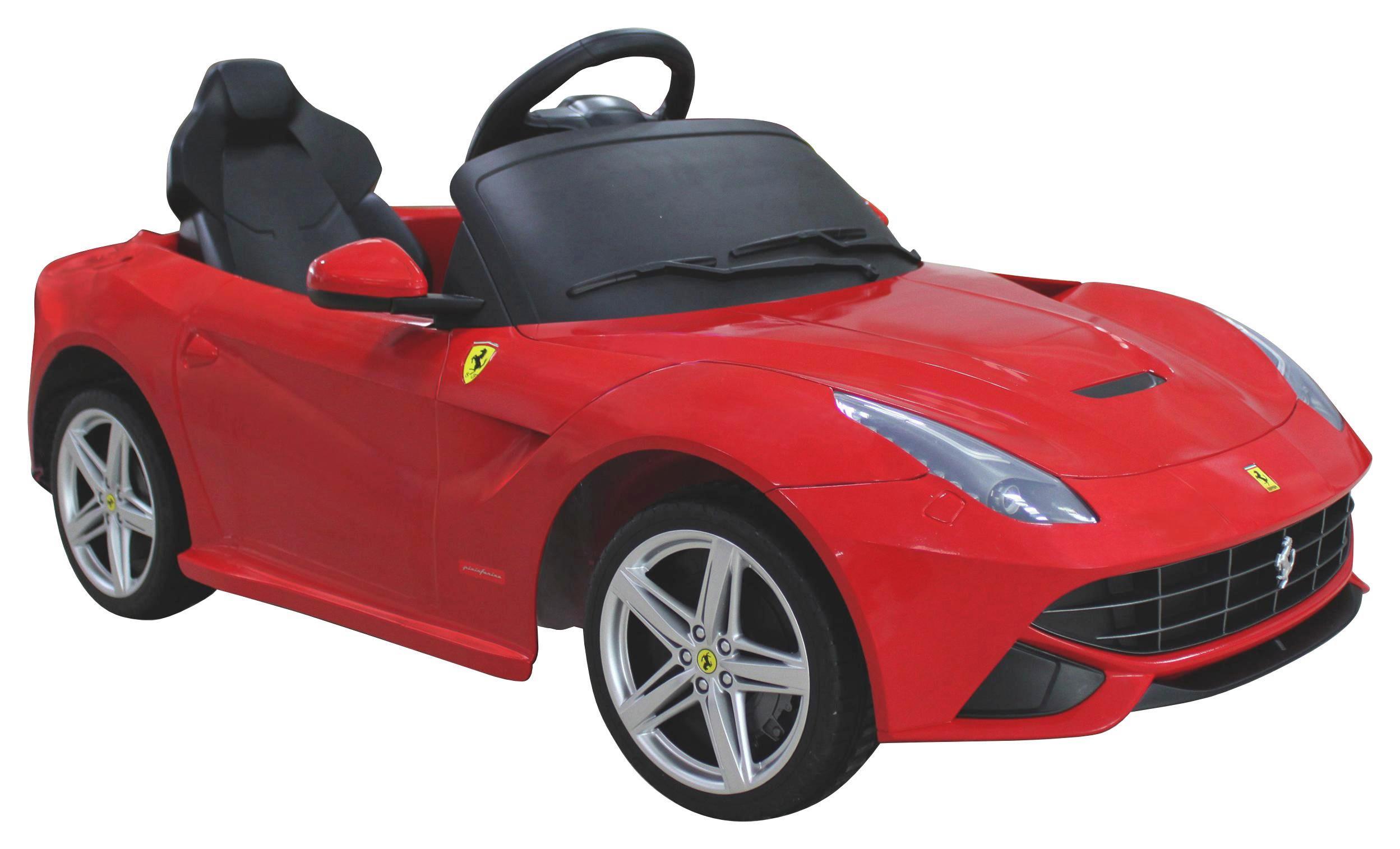 Spielfahrzeug Ferrari in Rot - Rot (115/57,2/46cm)