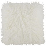 Pernă Decorativă Shaun - alb, textil (40/40cm) - Premium Living