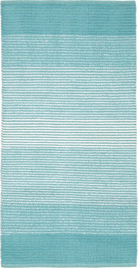 Rongyszőnyeg Malto - világos kék, modern, textil (100/150cm) - MÖMAX modern living