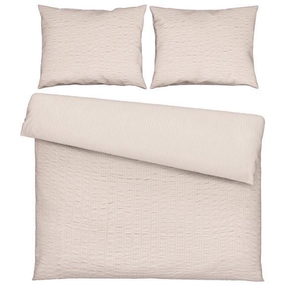Lenjerie De Pat Betty Xxl - roz, Konventionell, textil (200/200cm) - Modern Living