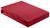 Spannbetttuch Basic Bordeaux 180x200 cm - Bordeaux, Textil (180/200cm) - Mömax modern living