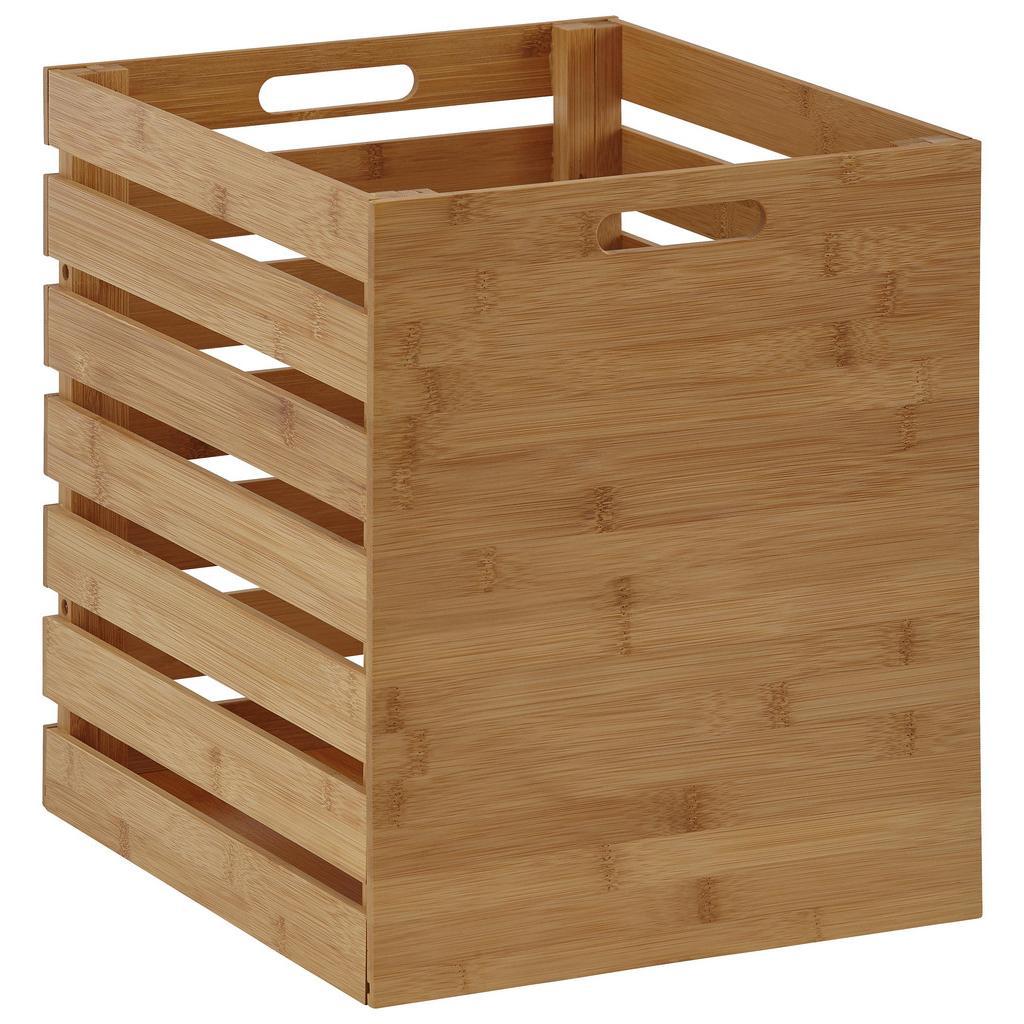Box aus Bambus ca. 30x36x34,60 cm 'Mirella'
