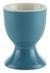 Eierbecher Sandy aus Keramik - Blau, KONVENTIONELL, Keramik (4,8/6,5cm) - Mömax modern living