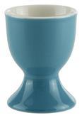Eierbecher Sandy Blau - Blau, KONVENTIONELL, Keramik (4,8/6,5cm) - Mömax modern living