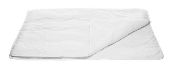 Sommerbett Zilly, ca. 135-140x200cm - Weiß, Textil (135/200cm) - MÖMAX modern living