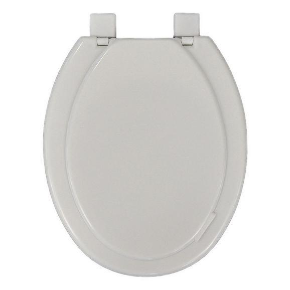 Capac Wc Ed50010 - Alb, Konventionell, Plastic (42,5/36cm)