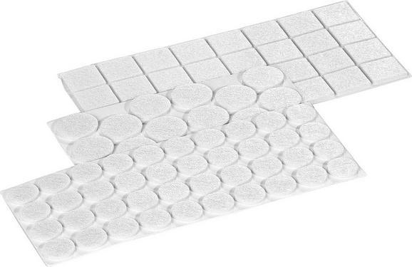 Filckorong Szett 88 Darabos - Fehér, konvencionális (0cm) - Mömax modern living