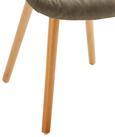 Stuhl Cowboy - Buchefarben/Braun, MODERN, Holz/Kunststoff (63/80/46,5cm) - Modern Living
