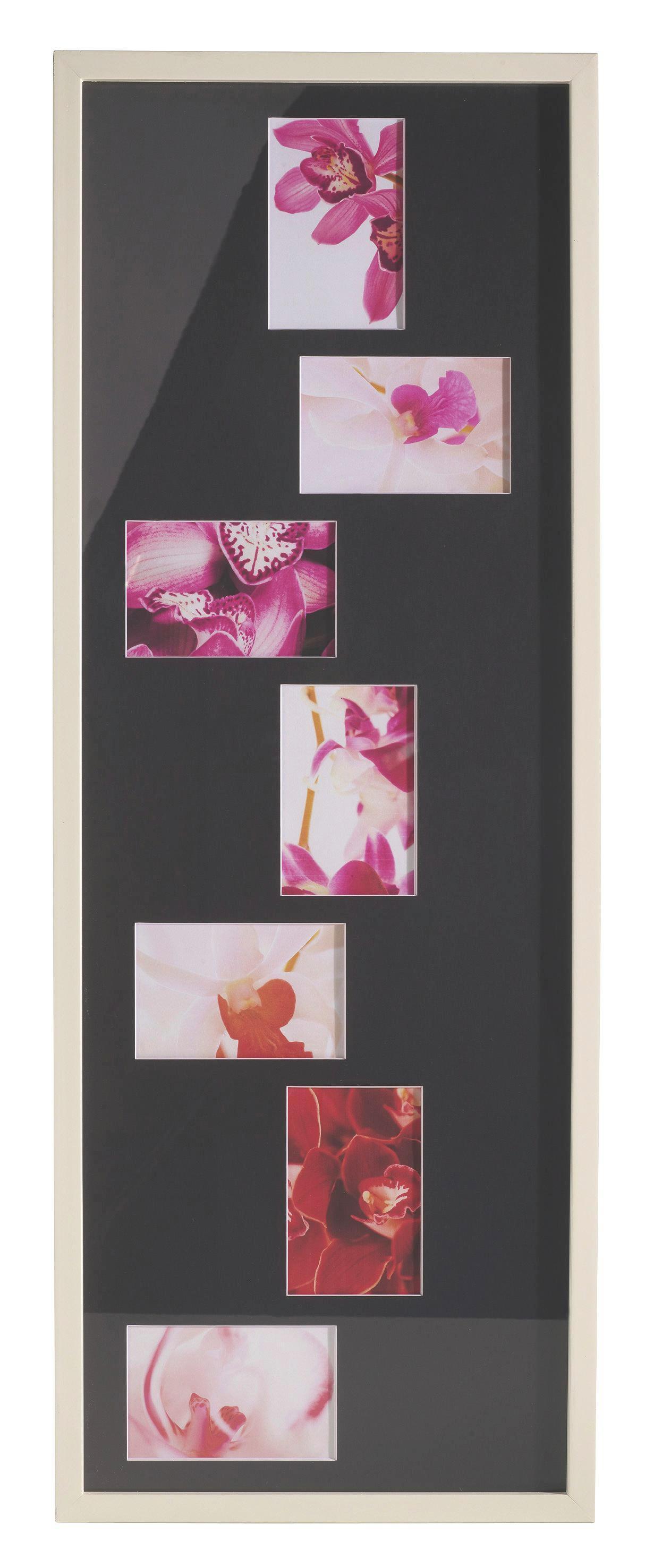 Okvir Za Slike Reiner - črna/bela, Konvencionalno, steklo/les (36,2/98,4/4cm) - MÖMAX modern living