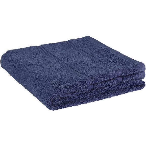 Brisača Melanie -top- - modra, tekstil (50/100cm) - Mömax modern living