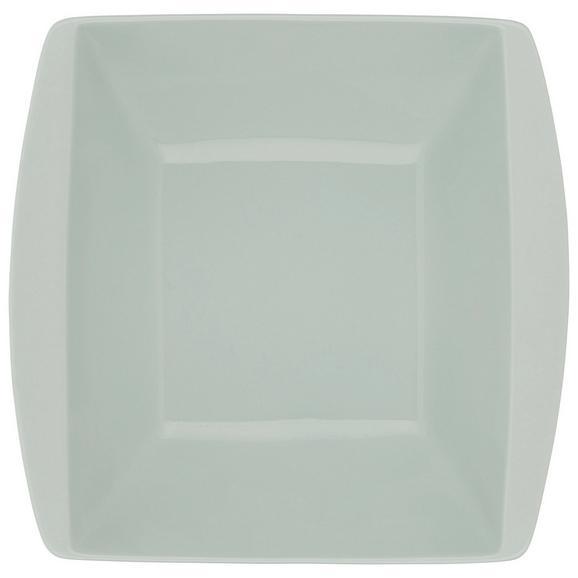 Skleda Pura Mint - meta zelena, Moderno, keramika (23,2/23,3cm) - Mömax modern living