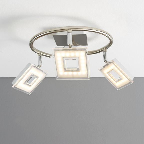 Reflektor Kerstin - Konvencionalno, kovina/umetna masa (25/18cm)