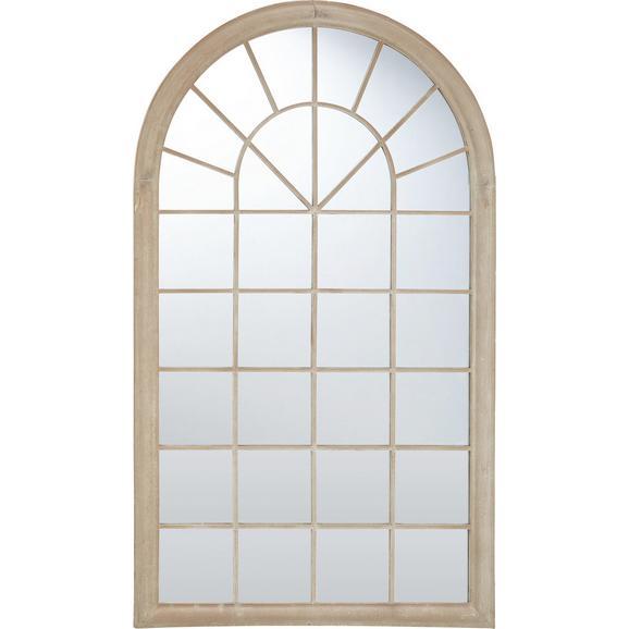 Spiegel Sandfarben ca. 75/131/4 cm 'Bianca' - Sandfarben, KONVENTIONELL, Glas/Metall (75/131/4cm) - Bessagi Home