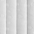 Kinderbettmatratze Irisette 70x140cm - Weiß, KONVENTIONELL, Textil (70 x 140cm) - Irisette