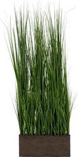 Umetna Rastlina Lennard - zelena, umetna masa (85cm)