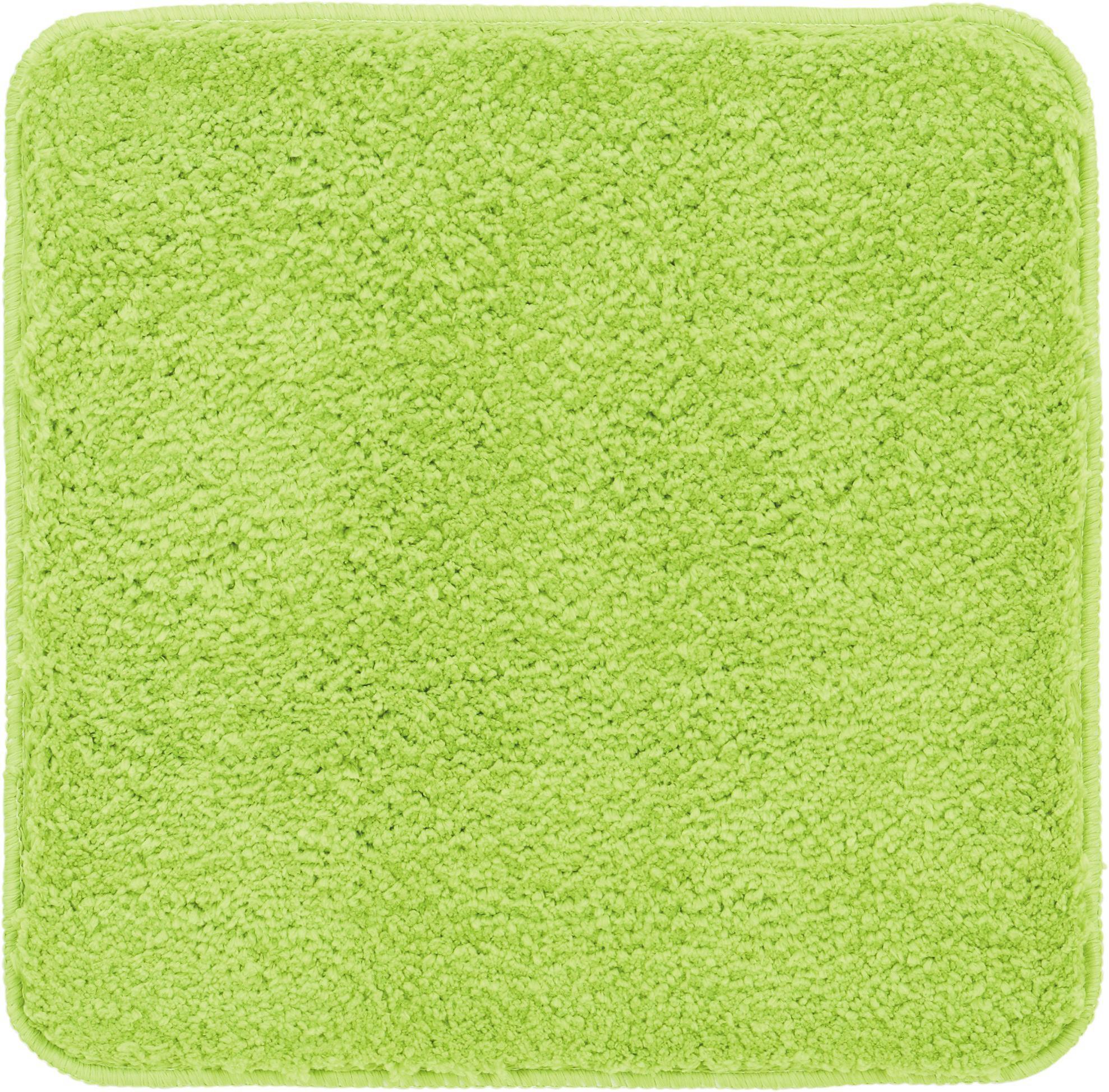 Fürdőszobaszőnyeg Christina - zöld, textil (50/50cm) - MÖMAX modern living