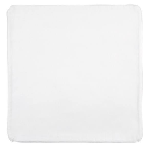 Párnahuzat Steffi - fehér, textil (50/50cm) - MÖMAX modern living