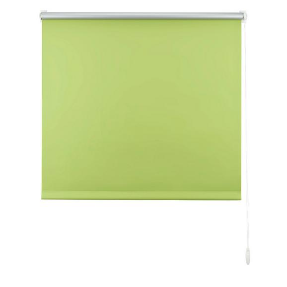 Klemmrollo Thermo Grün ca. 90x210cm - Grün, Textil (90/210cm) - Premium Living