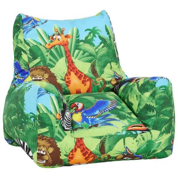 Kindersessel in Bunt - Multicolor, Textil (70/55/70cm)