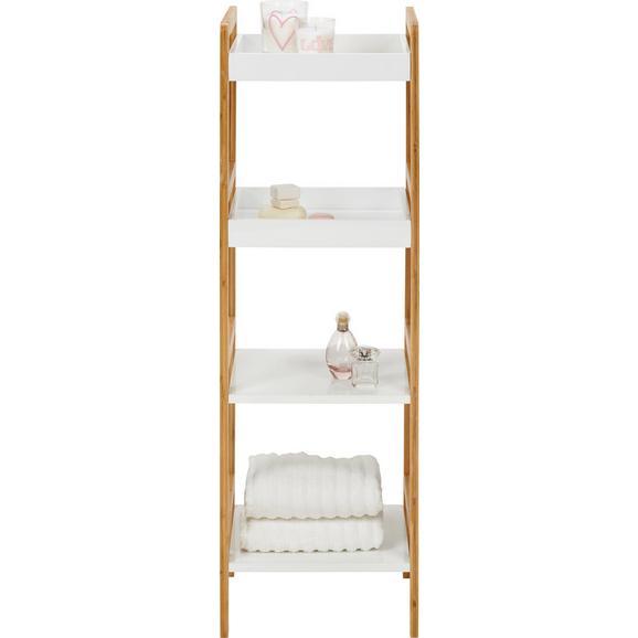 regal in braun wei online kaufen m max. Black Bedroom Furniture Sets. Home Design Ideas