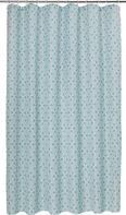 Kopalniška Zavesa Spain - turkizna, Trendi, tekstil (180/200cm) - Mömax modern living
