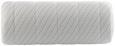 Nackenrolle Visco 15x40cm - Weiß, Textil (15/40cm) - Premium Living