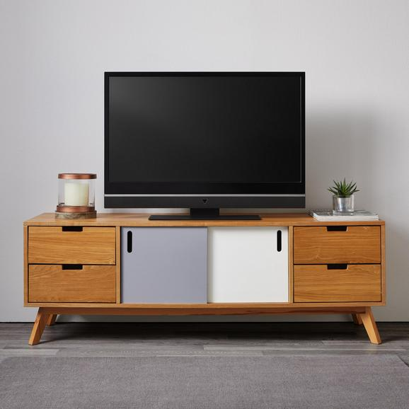 6c1708ee7ceda3 TV-möbel Maris - Eichefarben Buchefarben