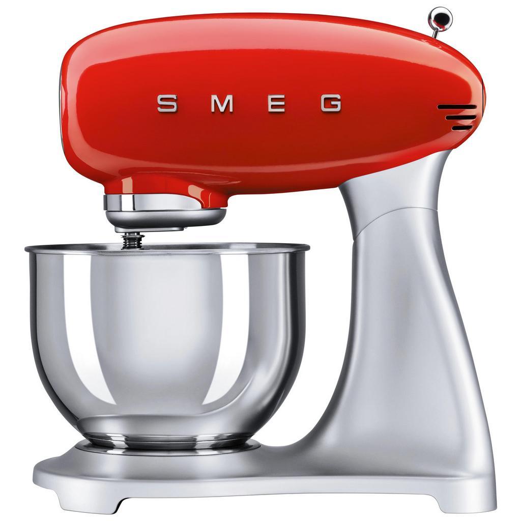 Küchenmaschine SMEG SMF01RDEU Rot