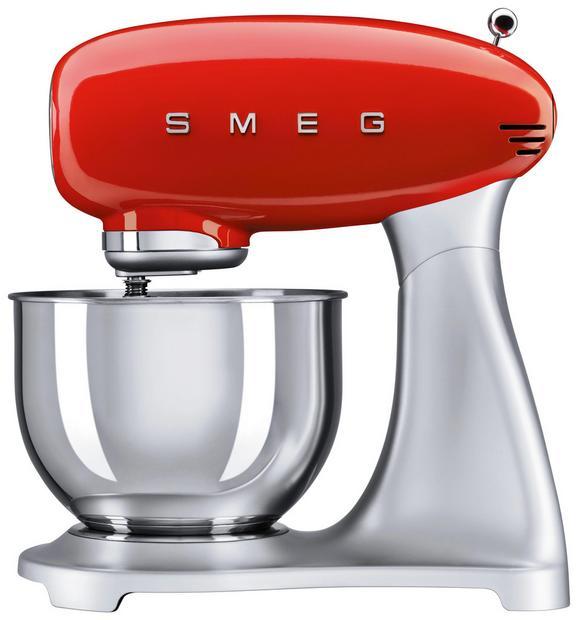 Küchenmaschine Smeg Smf01rdeu Rot - Rot (40,2/37,8/22,1cm) - SMEG