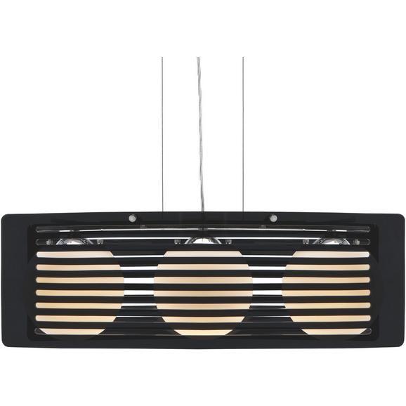 Pendelleuchte Lexi 3-flammig - MODERN, Glas/Metall (55/25/20cm) - Bessagi Home