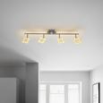LED-Strahler Nanni, max. 4 Watt - Chromfarben, ROMANTIK / LANDHAUS, Kunststoff/Metall (80/18cm) - Premium Living