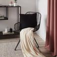 Pernă Decorativă Zippmex - negru, textil (50/50cm) - Based