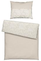 POSTELJNINA EVELIN -EXT- - siva, Romantika, tekstil (140/200cm) - Mömax modern living