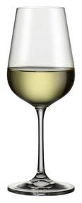 Weißweinglas Norma ca. 360ml - Klar, MODERN, Glas (0,36//l) - Bohemia