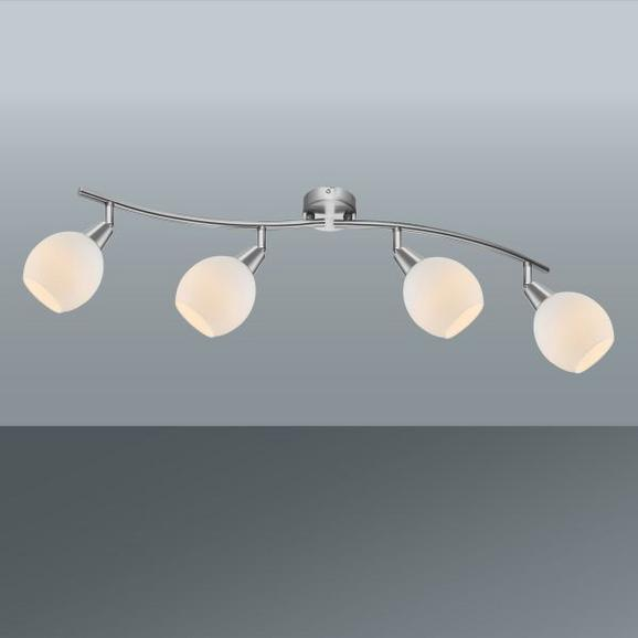 Strahler Samuel, max. 4x4 Watt - KONVENTIONELL, Glas/Metall (70/31,5/21,1cm) - Mömax modern living