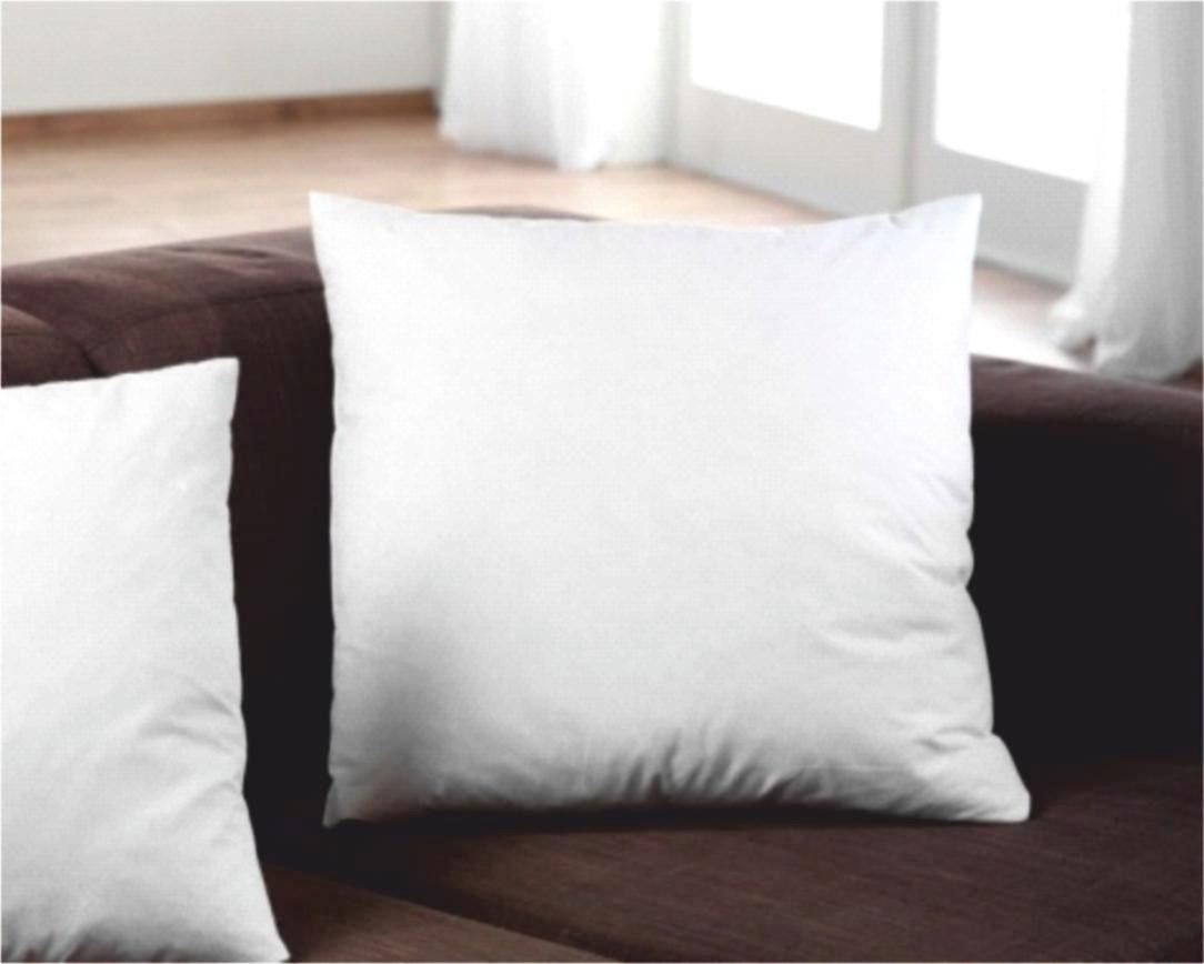 Füllkissen Fritz in Weiß, ca.45x45cm - Weiß, Textil (45/45cm) - MÖMAX modern living