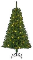 Božična Jelka Charlton - zelena, kovina/umetna masa (1501219/155cm)