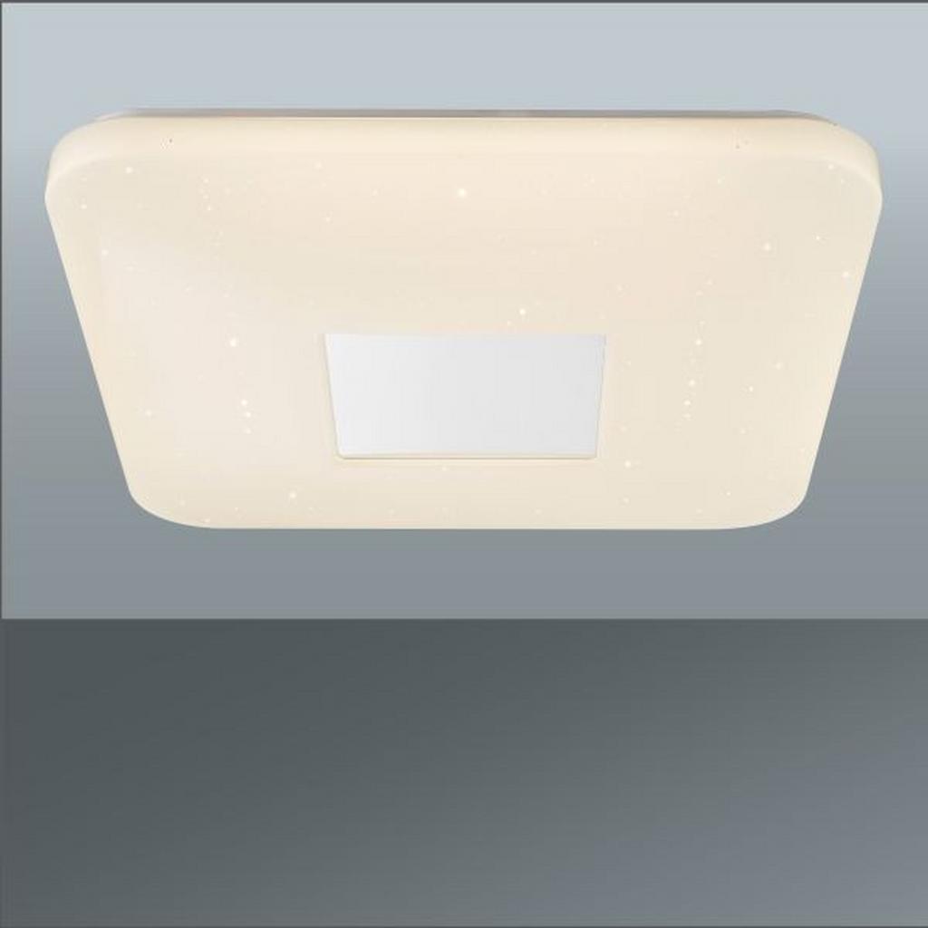 LED-Deckenleuchte Samurai in Weiß, max. 30 Watt