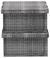 Box mit Deckel Jimmy Grau - Grau, Karton (34/18/25cm) - Mömax modern living