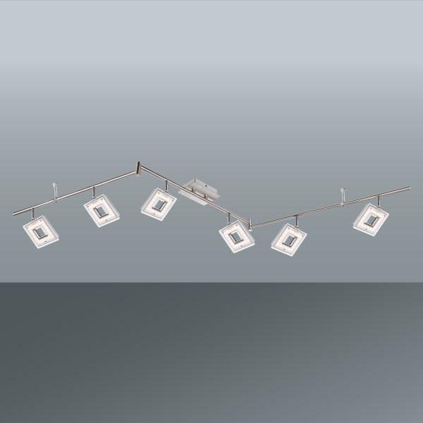 Spotlámpa Kerstin - konvencionális, műanyag/fém (170/22cm)