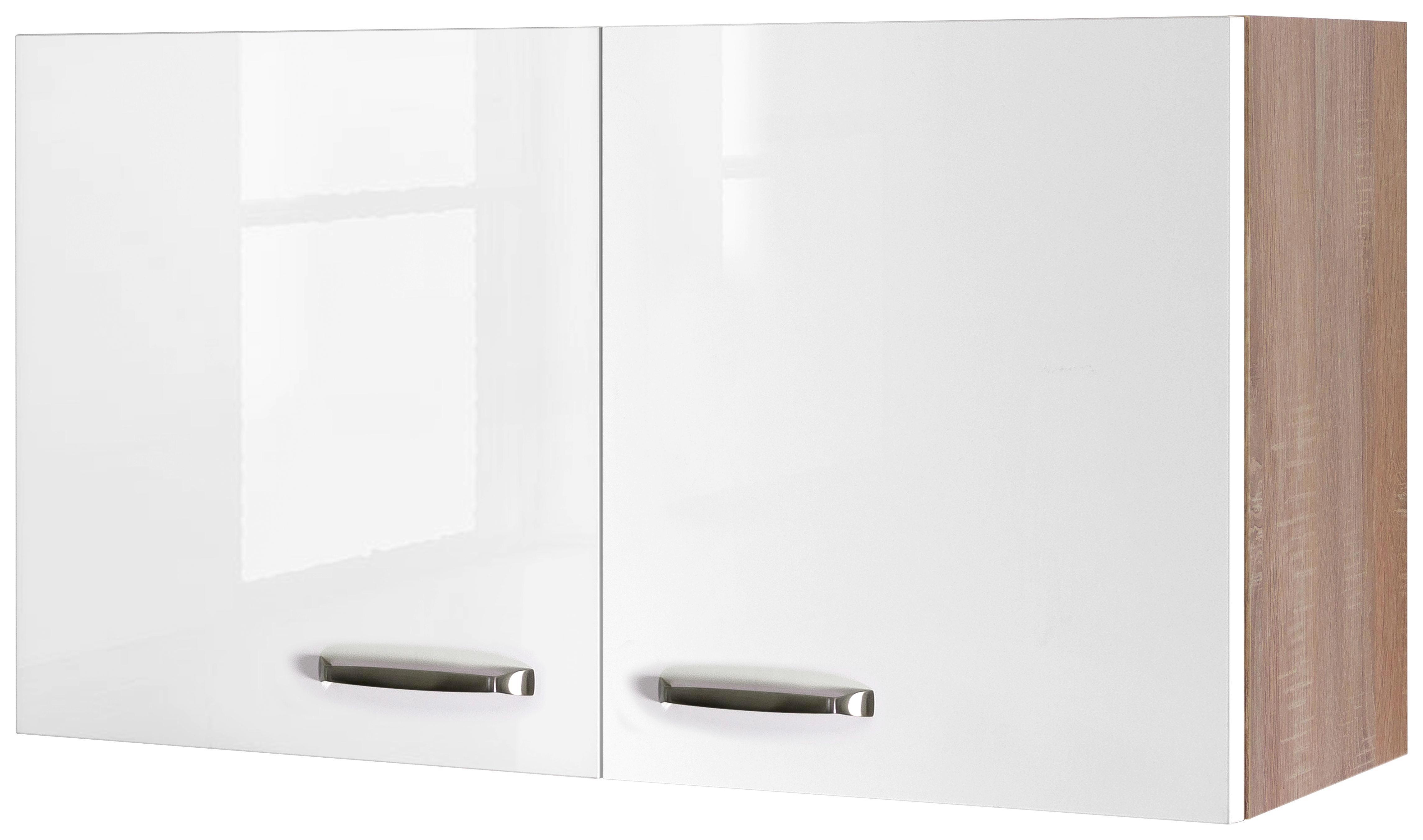 Küchenoberschrank Höhe ~ küchenoberschrank weiß hochglanz eiche online kaufen mömax