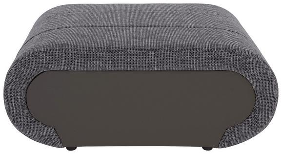Tabure Carisma - odtenki umazano rjave/siva, Moderno, umetna masa/tekstil (100/42/66cm) - Mömax modern living