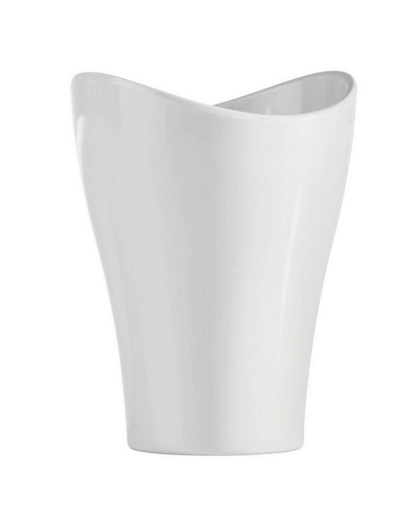 Lonček Za Umivanje Zob Bella - bela, Konvencionalno, umetna masa (9,12/11,91cm) - Mömax modern living