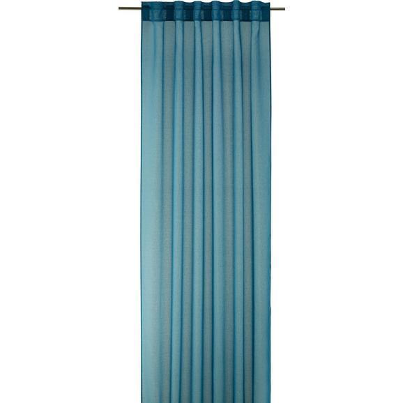 Gotova Zavjesa Tosca 2 Kom Set . -eö- - boje petroleja, tekstil (140/245cm) - Mömax modern living