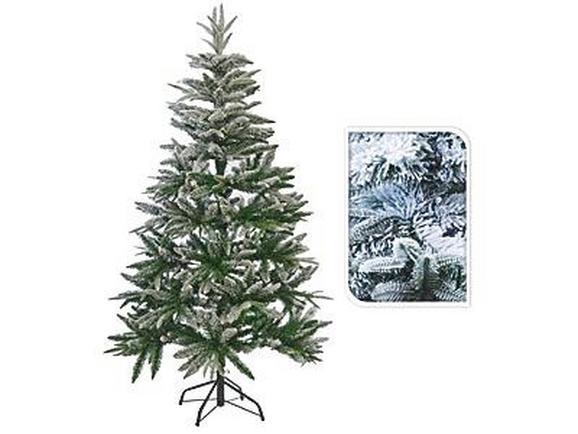 Karácsonyfa Kb. 150cm - műanyag (50/50/150cm)