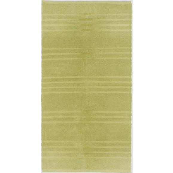 Fleckerlteppich Ella 60x120cm - Grün, Textil (60/120cm) - Mömax modern living