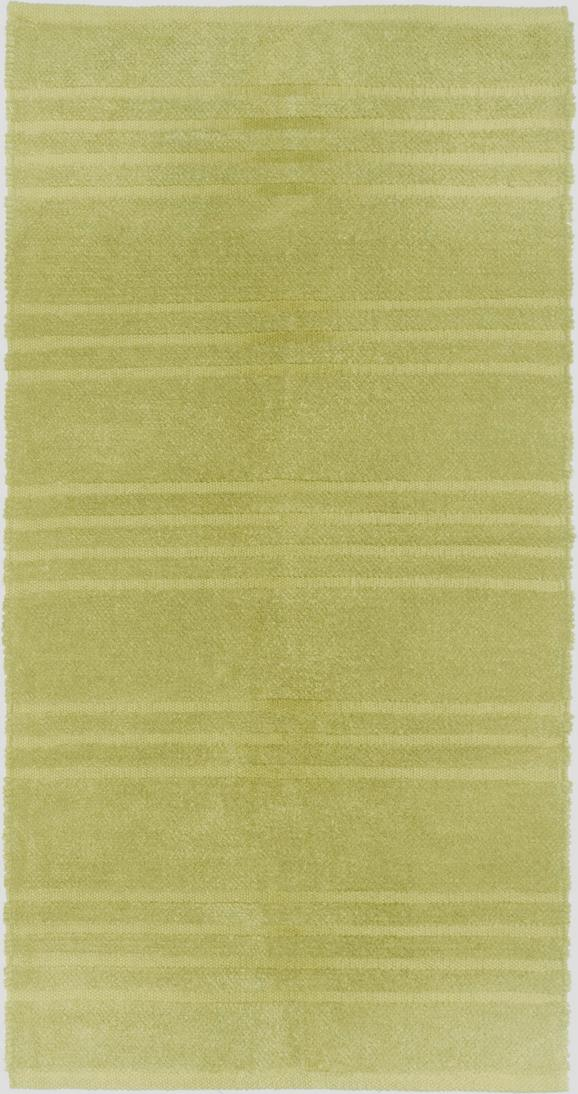 Fleckerlteppich Ella - Grün, Textil (60/120cm) - Mömax modern living