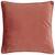 Zierkissen Viola Mauve 45x45cm - Rostfarben, MODERN, Textil (45/45cm) - Mömax modern living