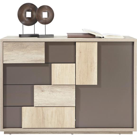 kommode braun canyon grey online kaufen m max. Black Bedroom Furniture Sets. Home Design Ideas