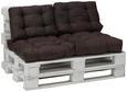 Sedežna Blazina Za Palete Daniel - rjava, tekstil (60/80cm) - Mömax modern living